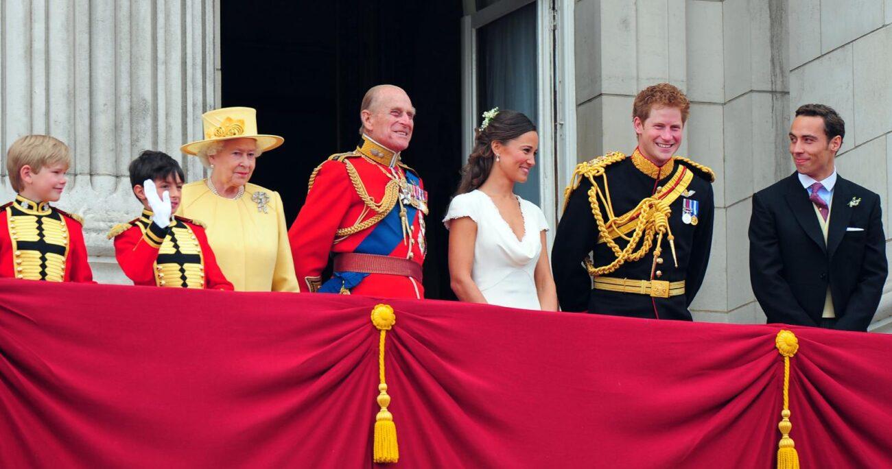 Junto al príncipe Andrés han estado presentes el duque y la condesa de Wessex y su hija, la dama Luisa de Windsor. AGENCIA UNO/ARCHIVO