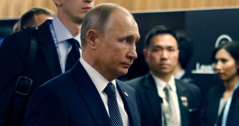 Vladimir Putin decreta una semana de feriado para frenar el avance de la pandemia