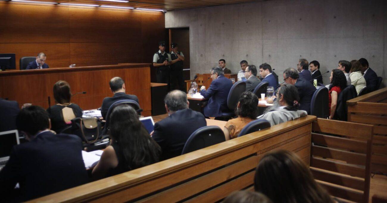 La fallida Operación Huracán se gestó en septiembre de 2017 con la detención de ocho comuneros mapuche, entre ellos, el líder de la CAM, Héctor Llaitul. AGENCIA UNO/ARCHIVO