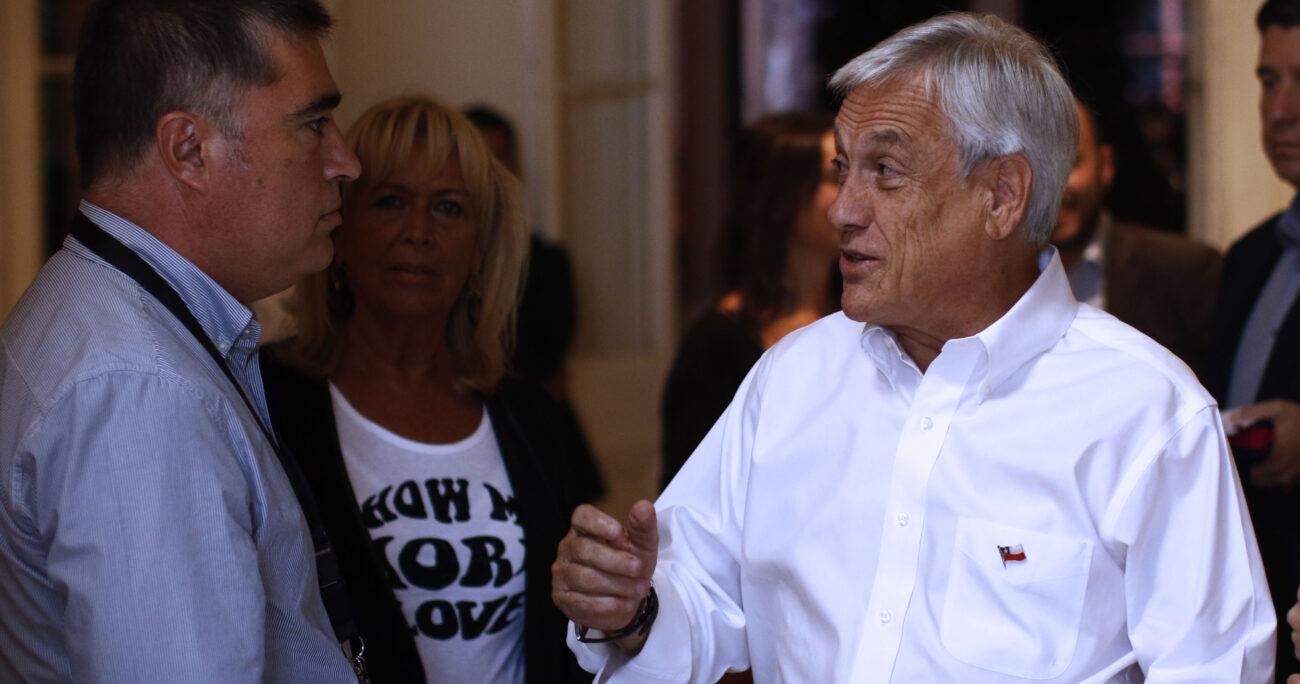Mario Desbordes también se mostró a favor de la devolución de los ahorros a personas próximas a jubilar con montos bajos. (Agencia UNO/Archivo).