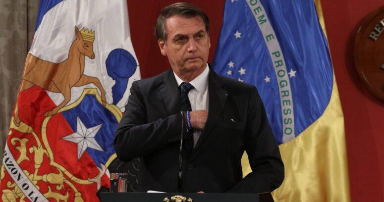 Bolsonaro critica a Alberto Fernández portoque de queda decretado en Buenos Aires