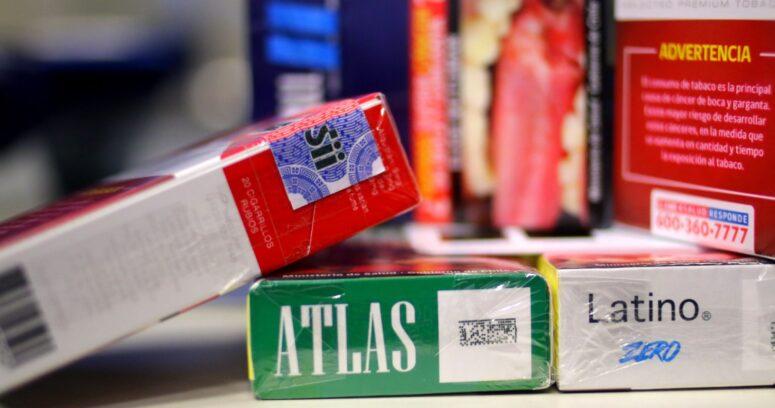 Tabaco dejará de ser producto esencial desde este jueves