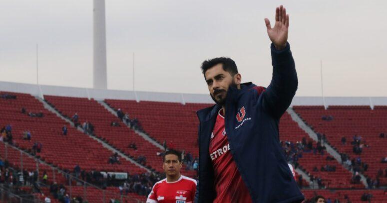 """""""Colgamos los guantes"""": Johnny Herrera anuncia su retiro del fútbol profesional"""
