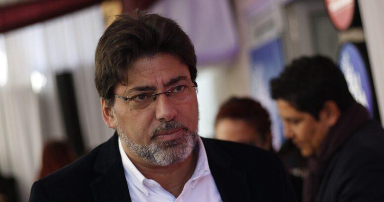 """Farandulización de la política y pena de muerte: Jadue asegura que se está """"distanciando"""" de Jiles"""