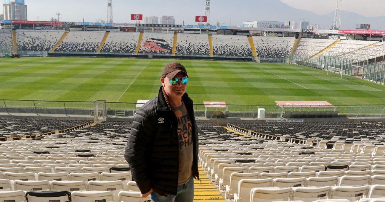 El ex futbolista cuestionó el escenario de incertidumbre que vive el club. AGENCIA UNO/ARCHIVO