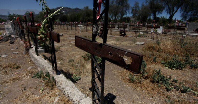 """""""Justicia eleva indemnización a familia de víctima inhumada ilegalmente en el Patio 29"""""""