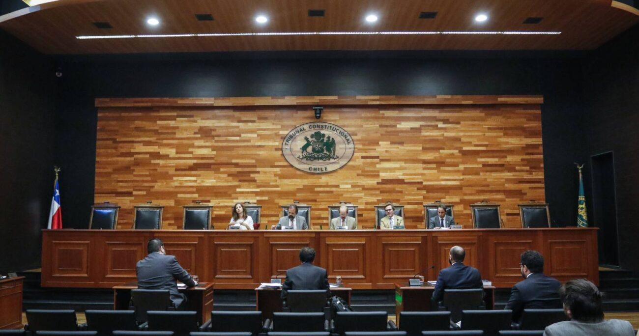 Siete votos contra tres fue el resultado en contra del requerimiento presentado por el Ejecutivo para frenar el tercer retiro del 10% de los fondos de las AFP. AGENCIA UNO/ARCHIVO