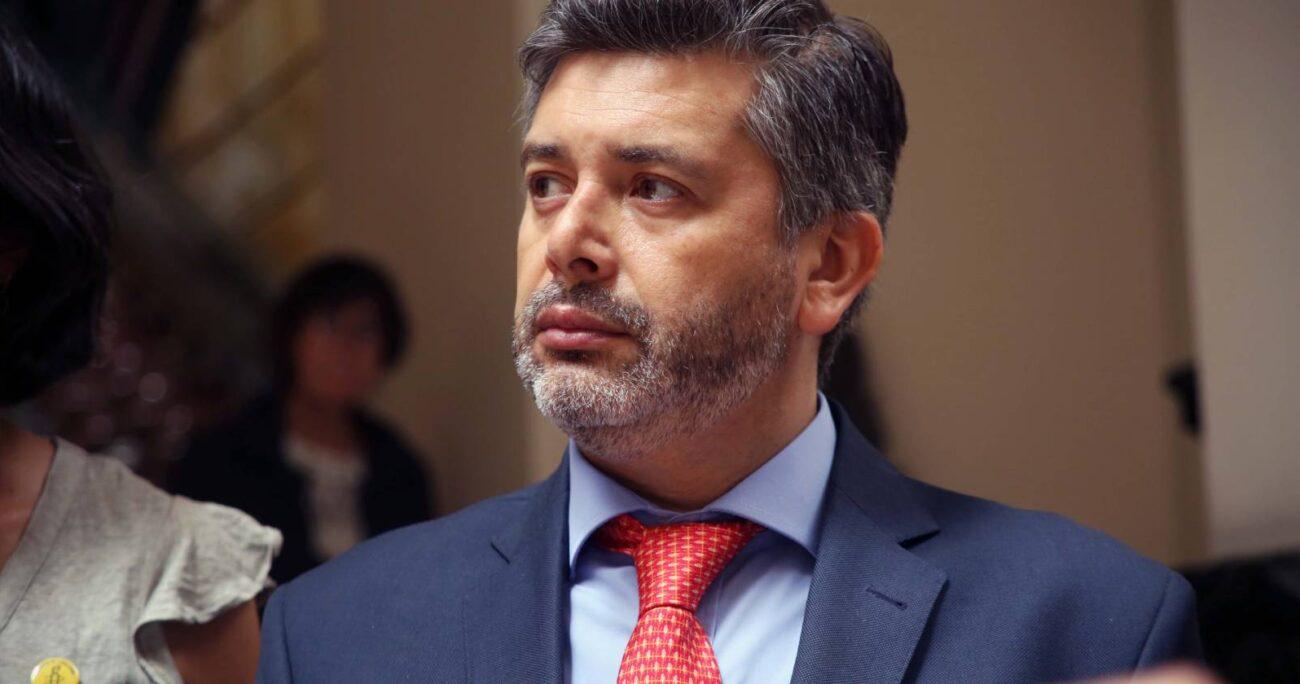 Daniel Urrutia aseguró en la conversación que Poder Judicial de nuestro país debe ser refundado. AGENCIA UNO/ARCHIVO