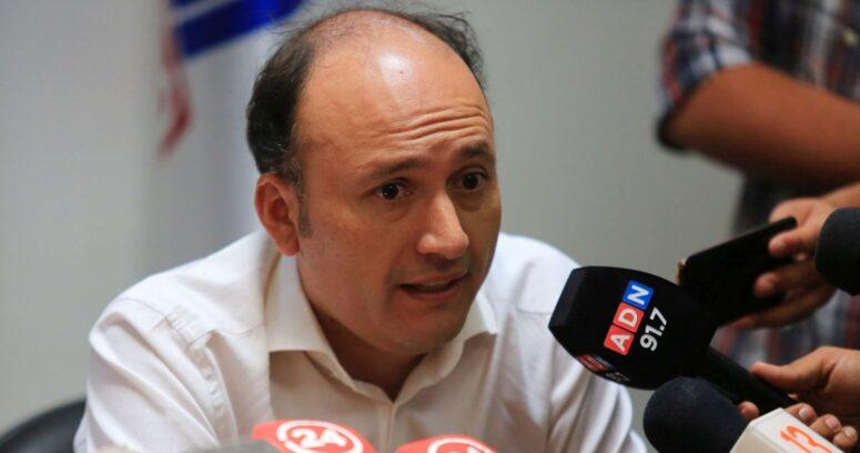 Edmundo Valladares consiguió los votos para ser presidente de Blanco y Negro