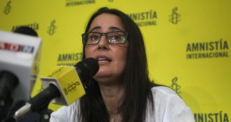 """""""Amnistía Internacional cuestiona a La Moneda tras 18-O:"""