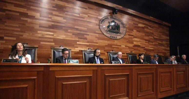 """""""Falta de fundamentos"""": las razones del TC para rechazar requerimiento del Gobierno"""