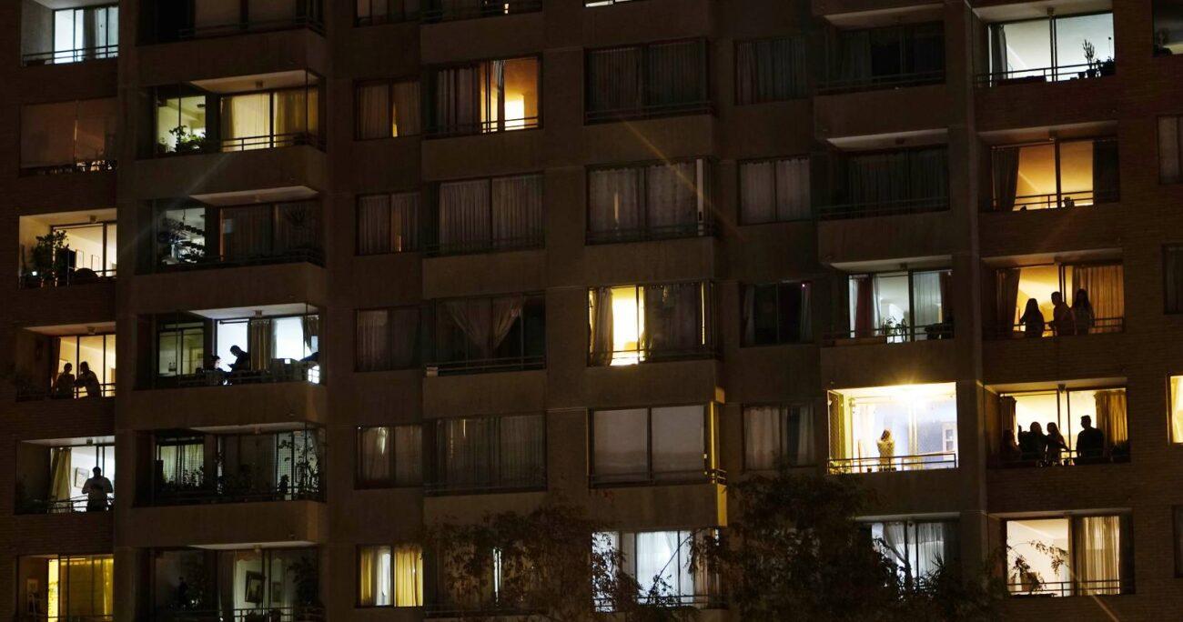La Ley de Copropiedad Inmobiliaria vigente data desde hace 24 años. AGENCIA UNO/ARCHIVO