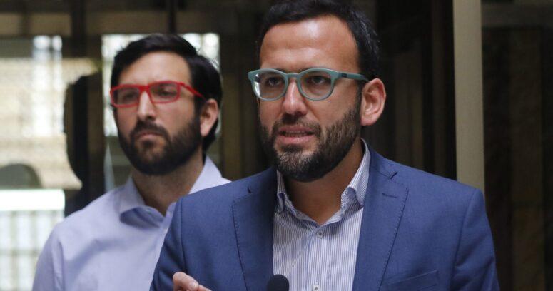 Partido Liberal y Nuevo Trato proclaman a diputado Pablo Vidal como candidato presidencial