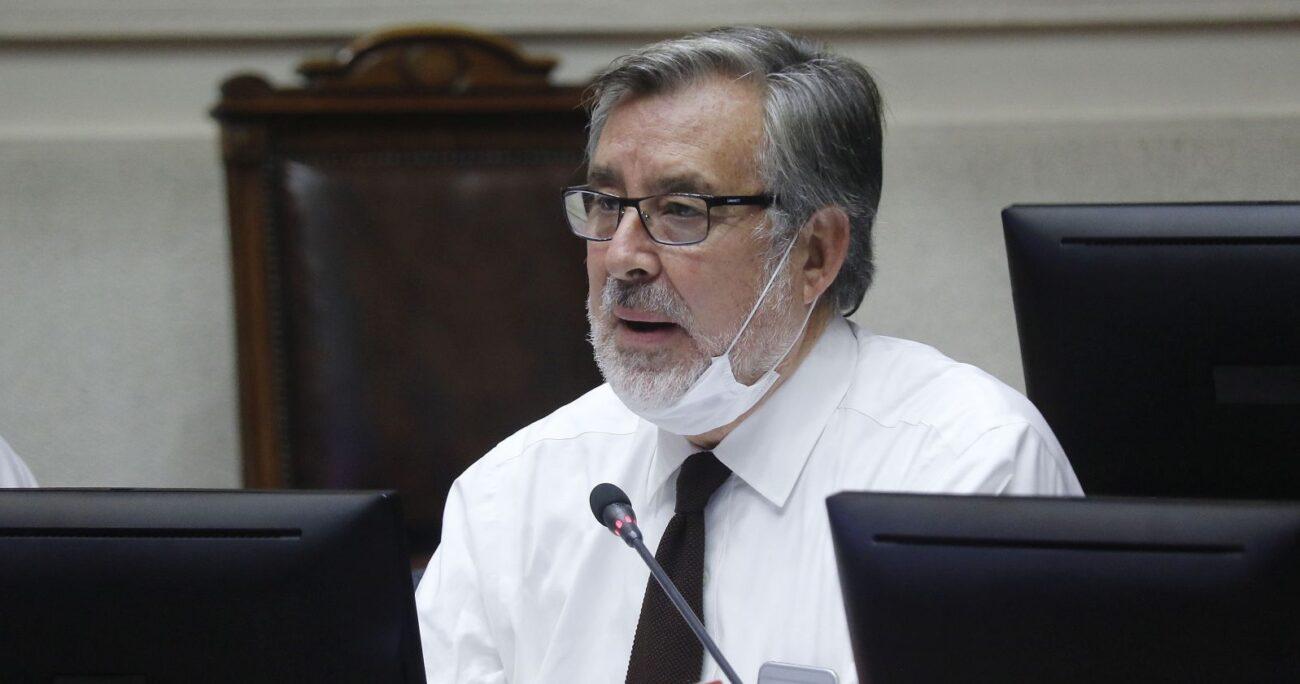 El periodista fue derrotado por el presidente Piñera en la elección de 2017. AGENCIA UNO/ARCHIVO