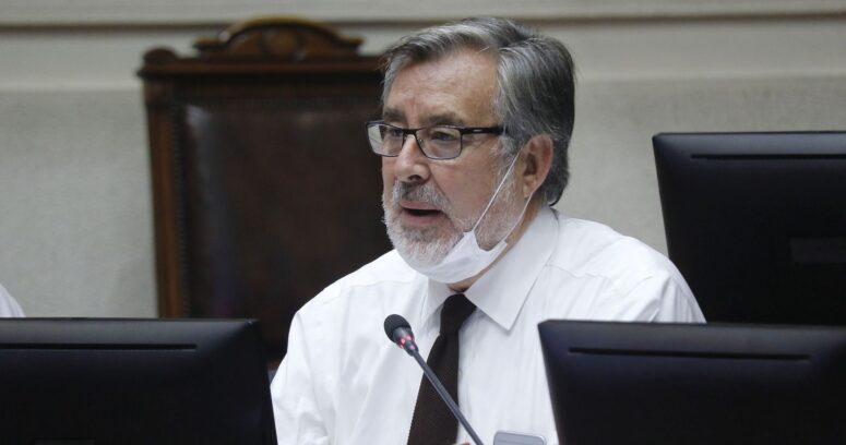"""Guillier por posible candidatura presidencial:"