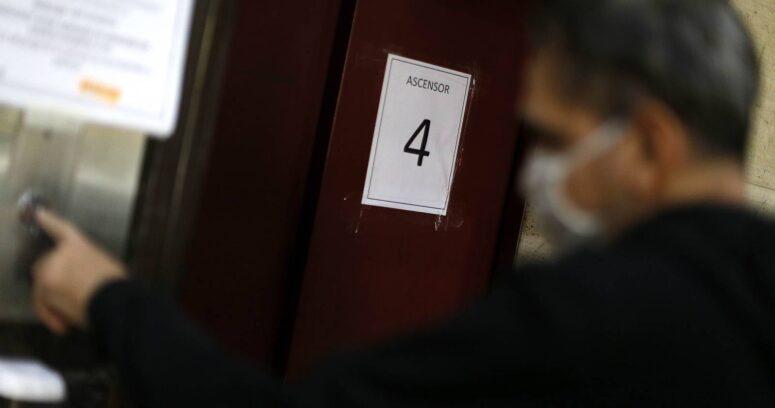 """""""Hombre murió aplastado por ascensor durante una mantención en Las Condes"""""""