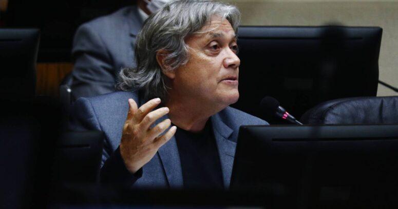 """""""Acogen denuncia del senador Navarro por llamada del Gobierno a La Red"""""""