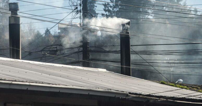Calefacción limpia para los hogares del sur de Chile