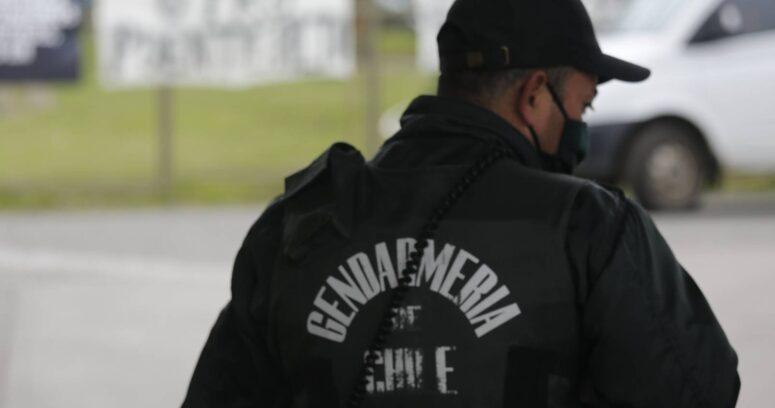Prisión preventiva a teniente de Gendarmería por tráfico de drogas en la ex penitenciería