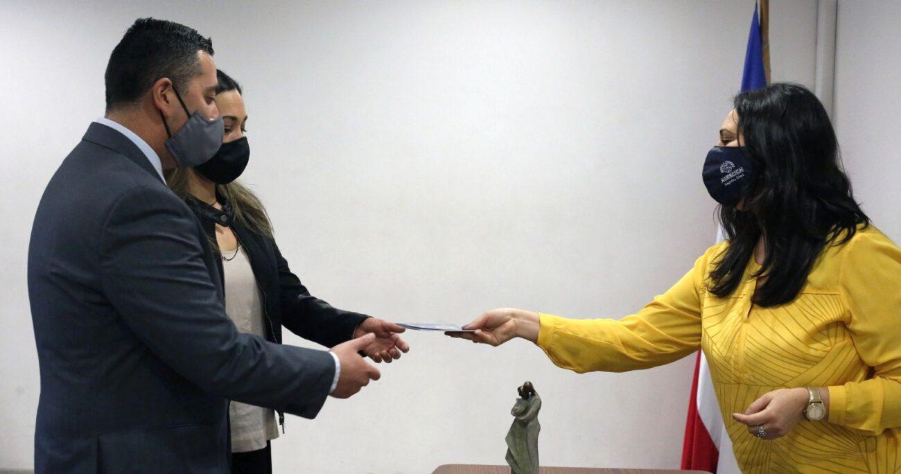 La modificación se realizó tras la confusión generada por un matrimonio religioso en Las Condes. AGENCIA UNO/ARCHIVO