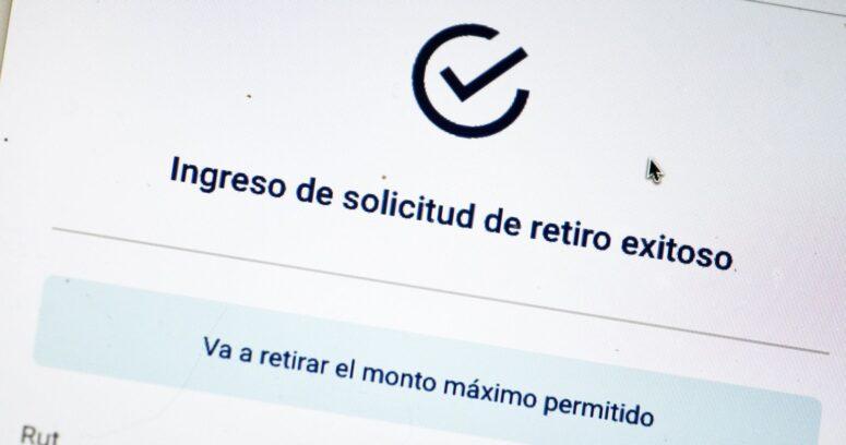 Sistema de pensiones desembolsa US$ 48.021 millones en pagos por tres retiros de fondos