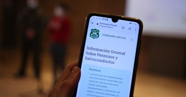 """""""Comisaría Virtual retomó su funcionamiento normal tras intermitencias"""""""