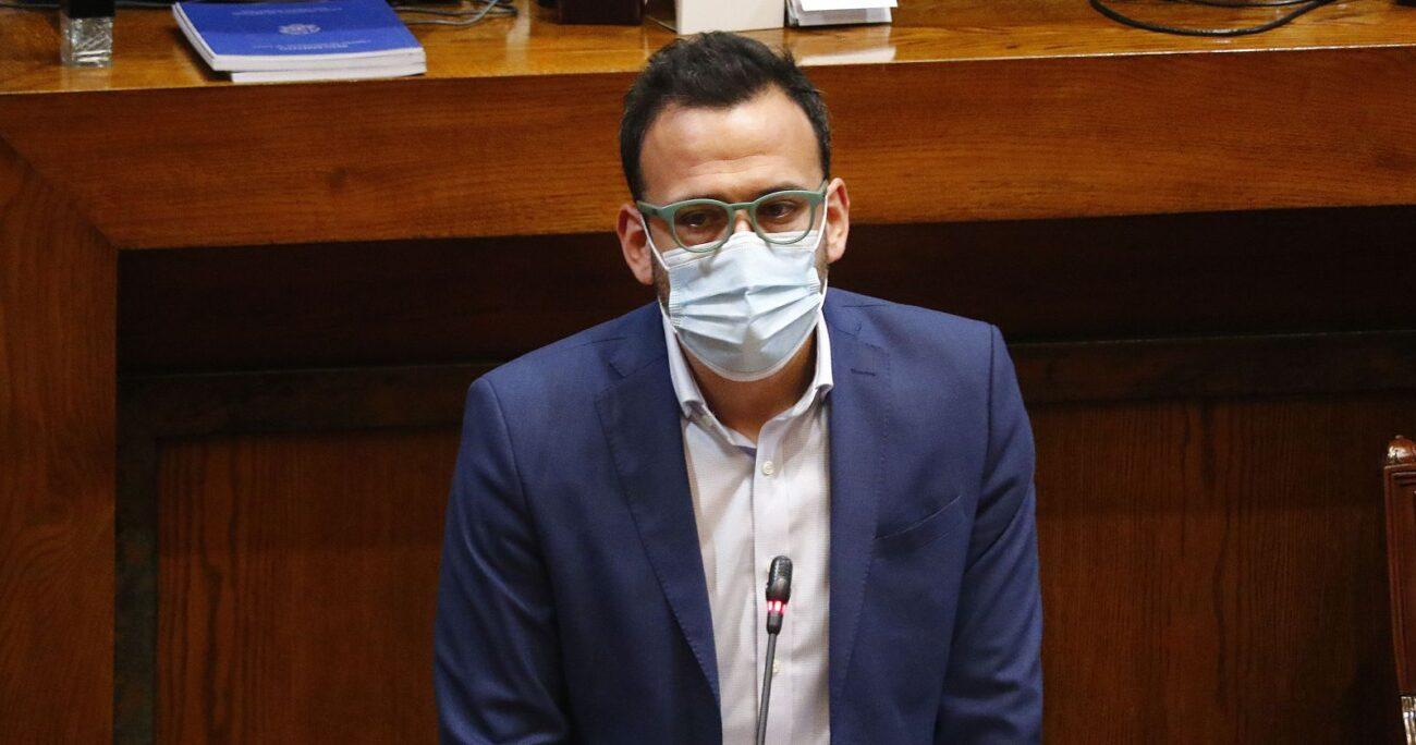 Pablo Vidal es apoyado por Nuevo Trato y el Partido Liberal. AGENCIA UNO/ARCHIVO.