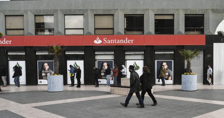 Santander creció un 24% en clientes digitales gracias a su acelerada transformación digital