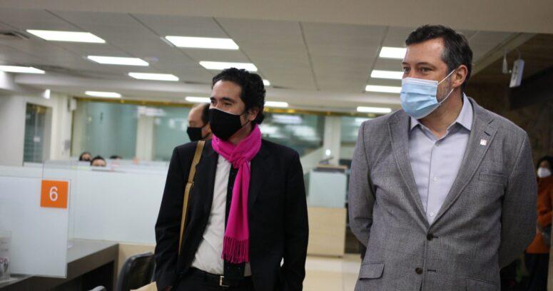 Evópoli confirma invitación de Sebastián Sichel a primarias de Chile Vamos
