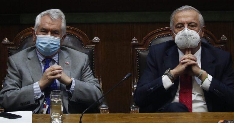 """Paris reconoce que Piñera """"se ha sentido más afectado"""" por críticas de Mañalich"""