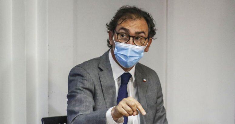"""Ministro Figueroa: """"Terminada la cuarentena, los colegios y jardines infantiles vuelven a las clases presenciales"""""""