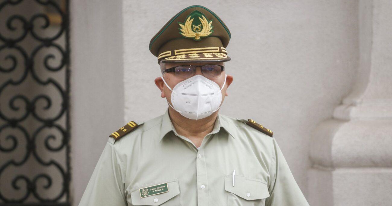 Además se refirió al fenómeno de los lesionados oculares, que se fue conociendo con el transcurso de los días de contingencia. Foto: Agencia UNO/Archivo