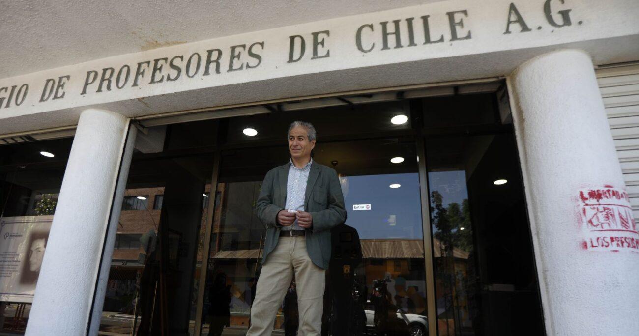 Briones pidió abrir un concurso internacional para atraer mejores profesores a Chile. AGENCIA UNO/ARCHIVO.