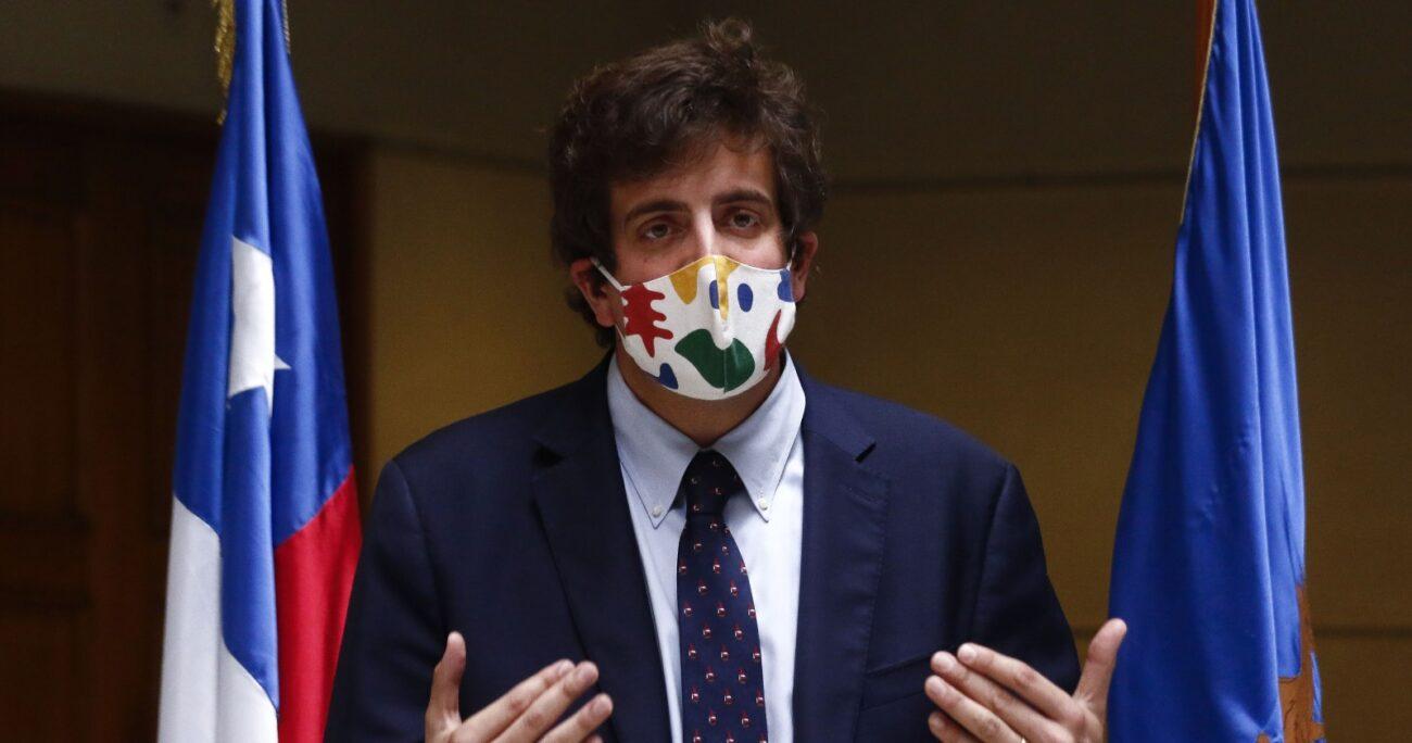 La declaración de Schalper ocurrió en la Comisión de Derechos Humanos de la Cámara. AGENCIA UNO/ARCHIVO.