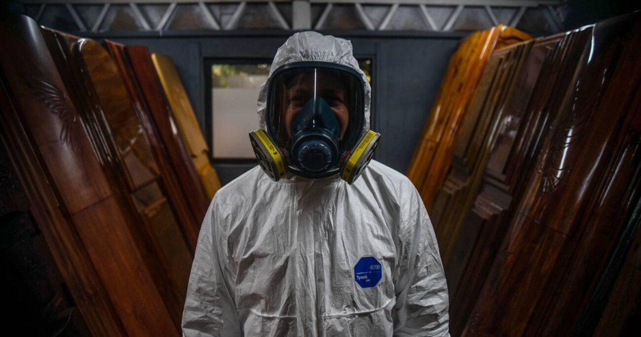 Argentina suma 60.620 víctimas fatales desde el inicio de la pandemia.AGENCIA UNO/ARCHIVO