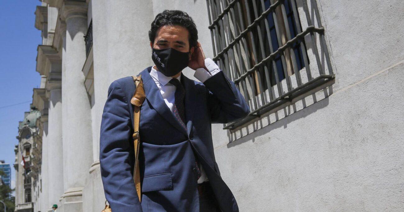 Evópoli no participó del anuncio del Gobierno de su nuevo proyecto de retiro. AGENCIA UNO/ARCHIVO