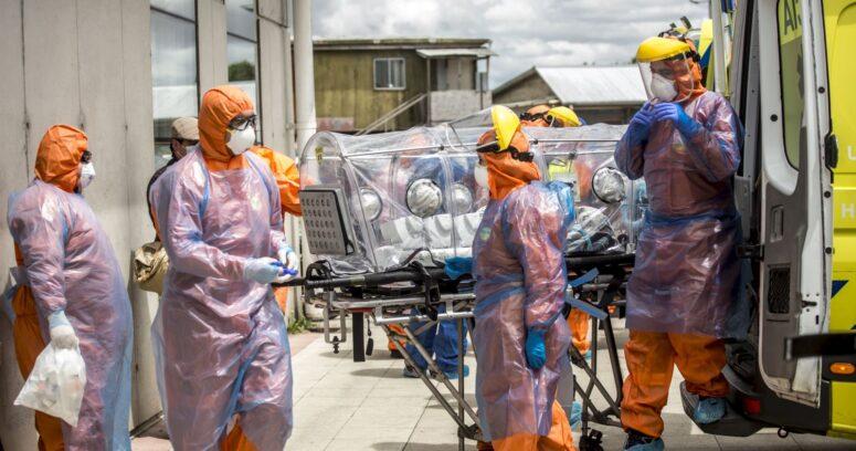 Chile superó el millón de casos totales de COVID-19
