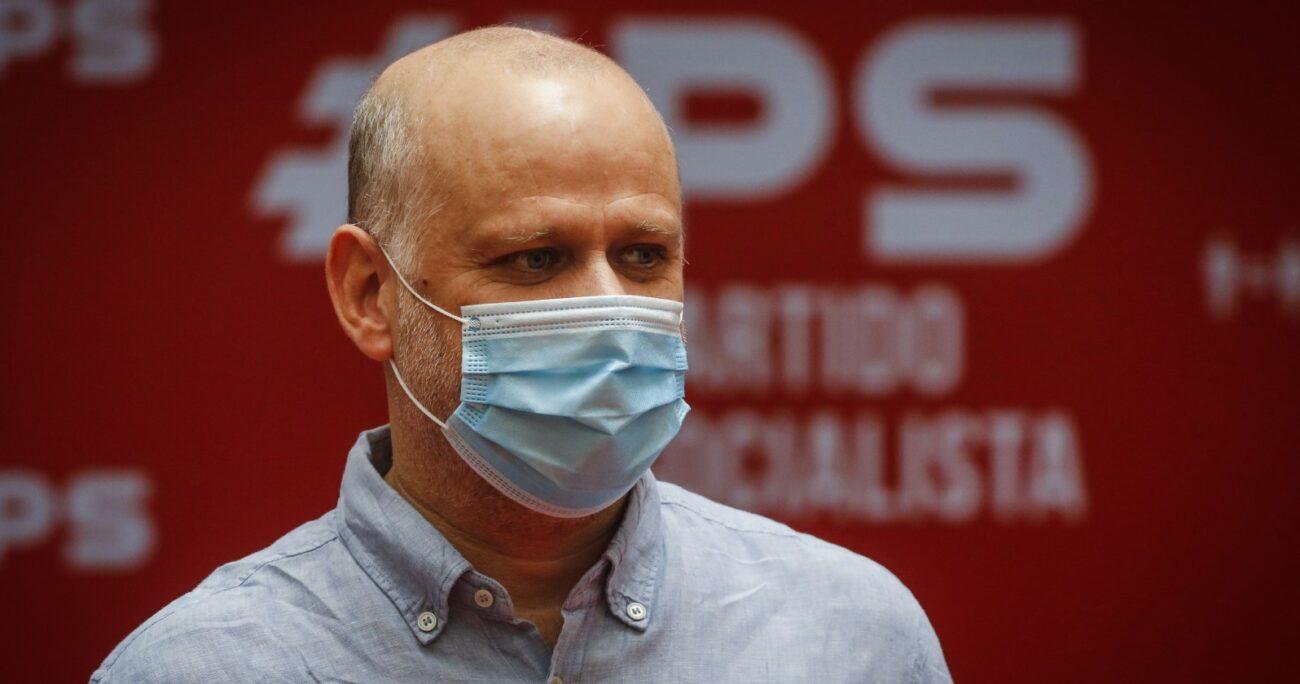 Horas antes, la bancada en la Cámara Baja del PS se negó a apoyar el libelo contra Piñera. AGENCIA UNO/ARCHIVO