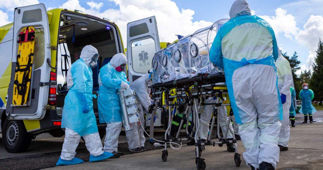 A la fecha, 3.155 personas se encuentran hospitalizadas en Unidades de Cuidados Intensivos. AGENCIA UNO/ARCHIVO