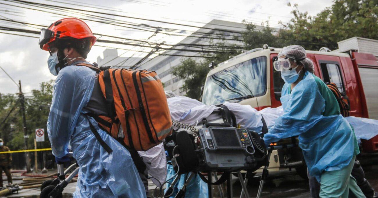 Este martes, Argentina registró más de 20 mil nuevos casos. (Agencia UNO/Archivo)