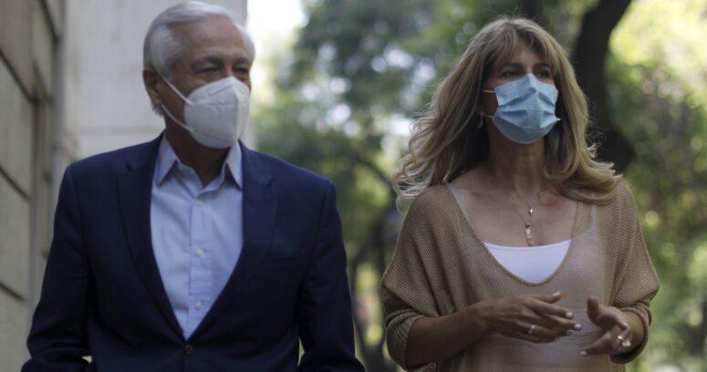 Ciudadanos propone a Ximena Rincón y Heraldo Muñoz como opciones presidenciales
