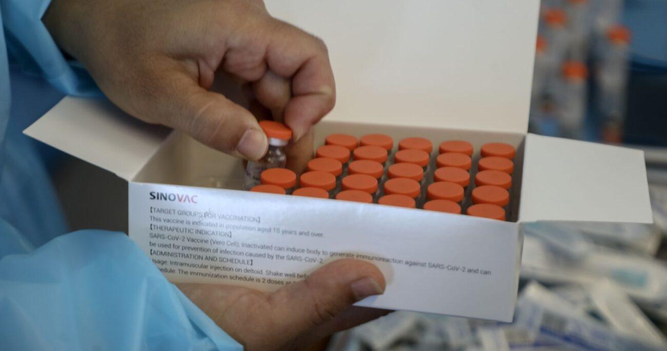 Las vacunas fueron gestionadas por autoridades de Uruguay. AGENCIA UNO/ARCHIVO