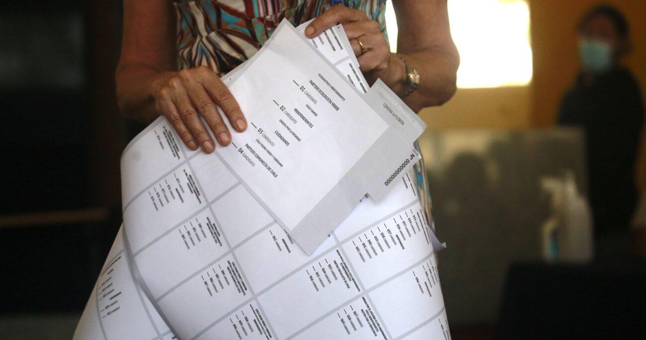 El próximo 15 y 16 de mayo se realizarán las elecciones a constituyentes. AGENCIA UNO/ARCHIVO.
