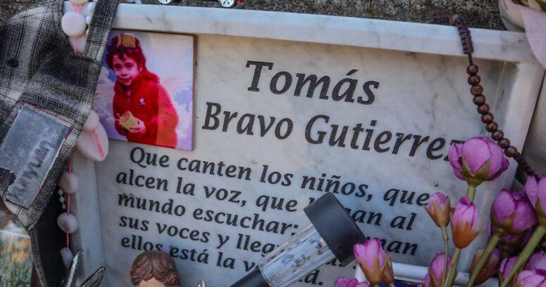 Autopsia de Tomás Bravo apunta a muerte por hipotermia e inanición