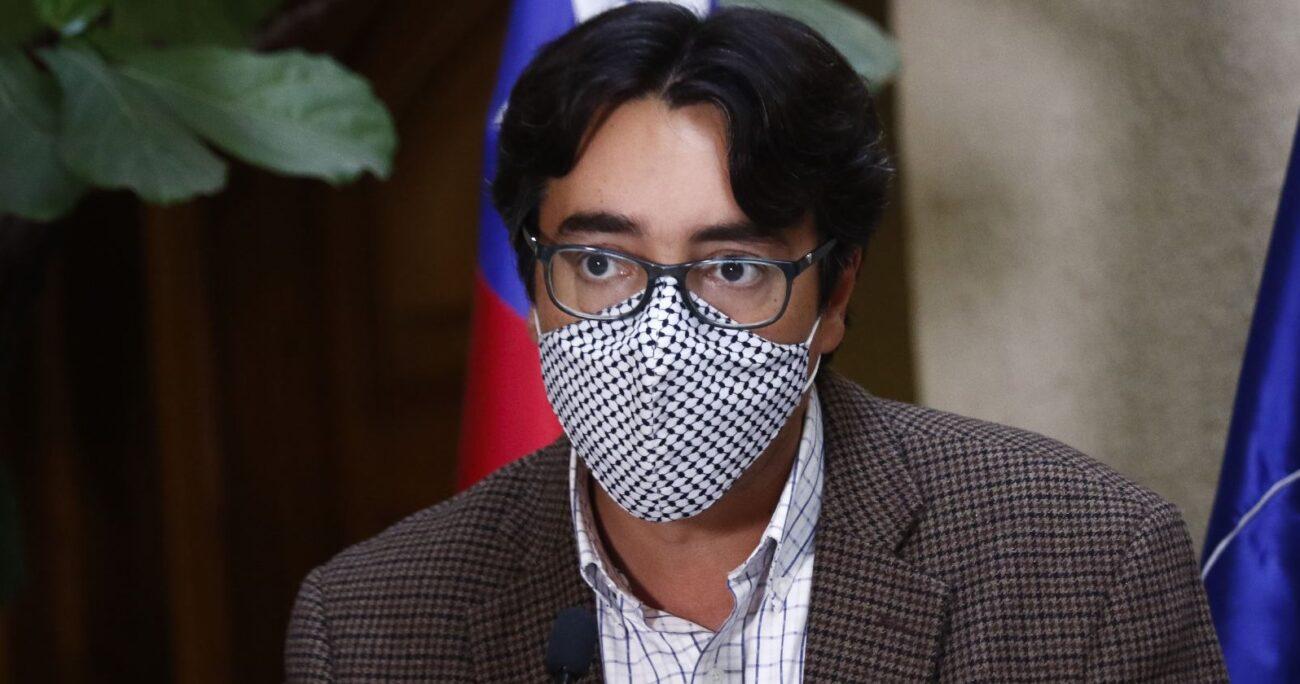 El parlamentario cuestionó que con Melero en el Gobierno se querrá insistir en la reforma previsional. Foto: Agencia UNO/Archivo