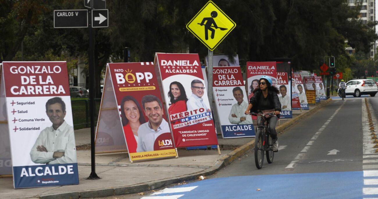 De aprobarse en el Senado el cambio de fecha de las elecciones, los candidatos no pagarán intereses mientras se suspendan las campañas. (Agencia UNO/Archivo).