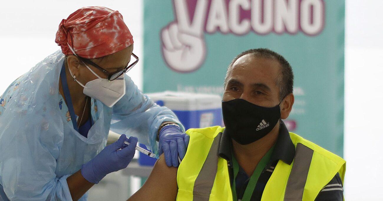 Las autoridades adelantaron que el calendario avanzará según la disponibilidad de vacunas. AGENCIA UNO/ARCHIVO