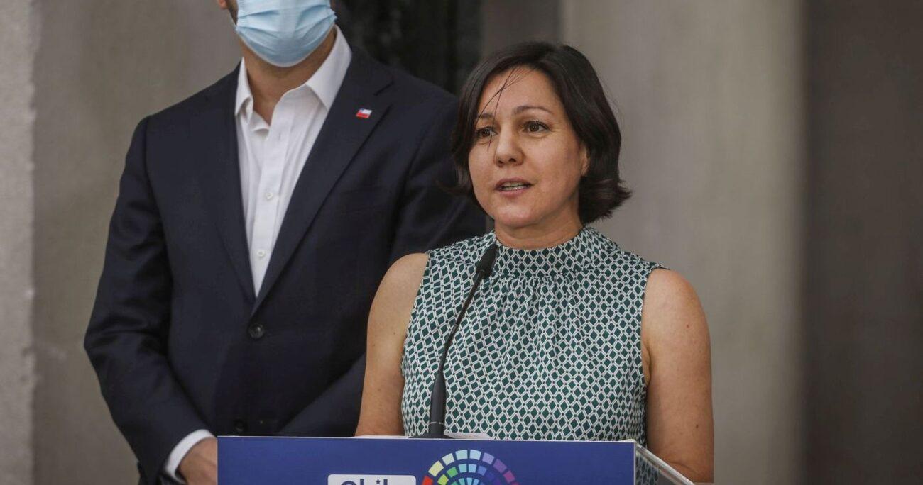 La ex militante de la JJCC y RD abordó su arribo al comando del candidato de Evópoli. AGENCIA UNO/ARCHIVO