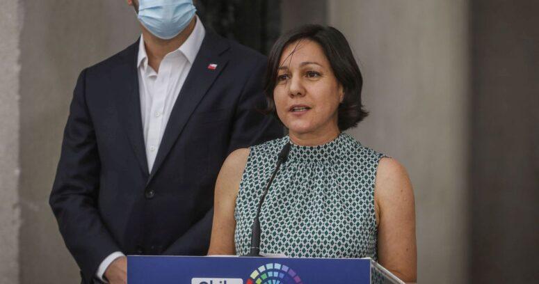 """Javiera Parada: """"No soy una conversa, sigo siendo una persona de centroizquierda"""""""