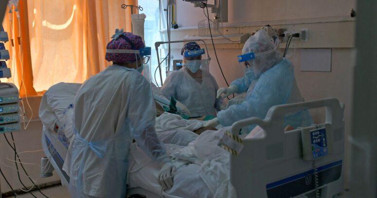 """""""Informe ICOVID: situación hospitalaria se mantiene a niveles críticos en la previa del fin de semana largo"""""""